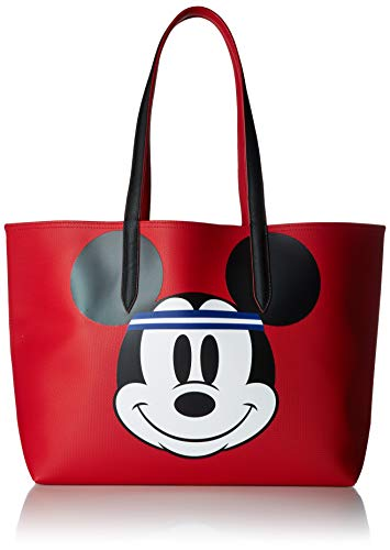 Lacoste Shopping Bag, NF2625XM, Mickey RED