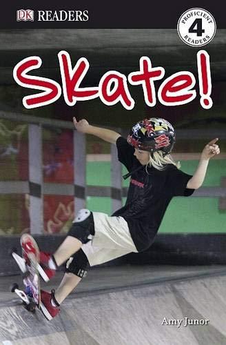 Read Online Skate! (DK Readers Level 4) PDF
