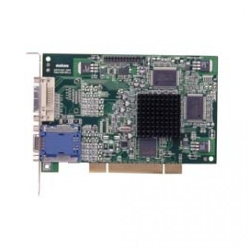 Matrox G45FMDVP32DSF G450 PCI 4X 32MB DDR Without Cable Brown Box