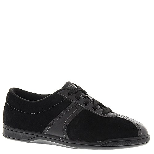 Easy Spirit On Cue Oxford Para Mujer Negro-gris Oscuro