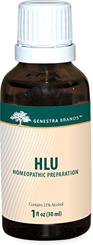 Genestra Brands - HLU - Organotherapy and Homeopathic Remedy - 1 fl oz (30 ml) by Genestra Brands