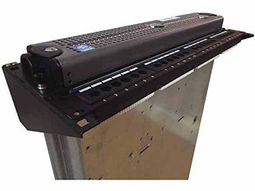 4U 19-Inch Steel Wall Mountable Simple Vertical Rack and Server Rack by CNAWEB (Image #3)