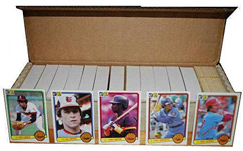 - 1983 Donruss MLB Baseball Factory Set