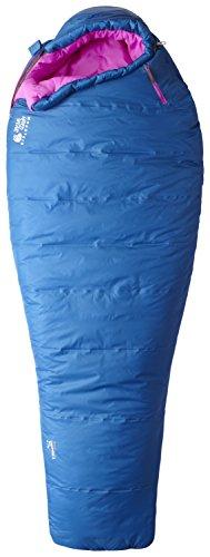 Mountain Hardwear Women's Laminina Z Torch 0 Long Sleeping Bag, Deep Lagoon, LH