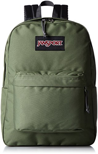 (JanSport Unisex Black Label Superbreak Muted Green One Size )