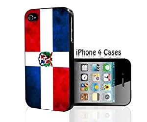 TYH - Dominican Republic Flag ipod Touch4 case ending phone case
