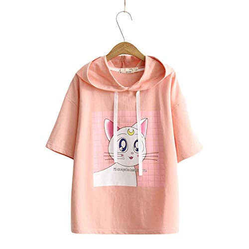 BAIMORE Japan Harajuku Anime Sailor Moon Style Print