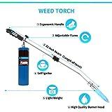 Weed Torch Propane Burner,Blow Torch ,50,000BTU,Gas