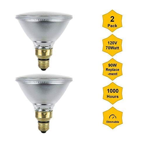 Par38 Outdoor Flood Light Bulbs in US - 9