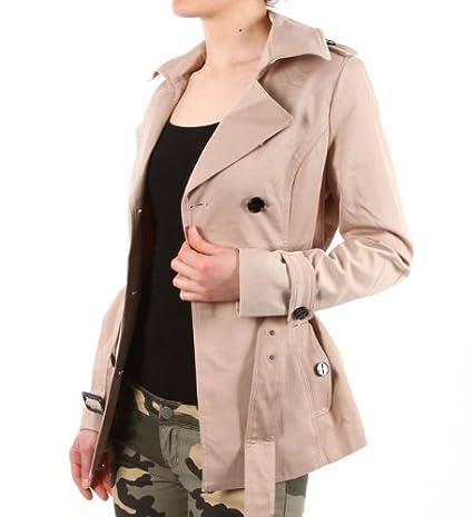 JackeOder ParkaBeige Fashionstyles Damen Mantel tQdhsCr