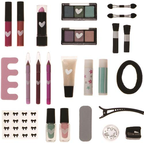 Super Cosmelux Miss CUTIE PIE Girls Kosmetik Adventskalender Beauty Surpris 24 teilig WoW
