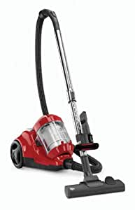Dirt Devil Featherlite Cyclonic Bagless Canister Vacuum, SD40100