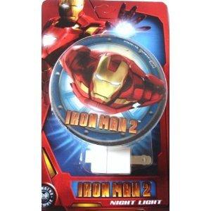 - Iron Man 2 Night Light