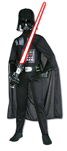 Official Star Wars Costumes Reviews (Star Wars Child's Darth Vader Costume, Large)