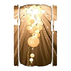 Lanterns 3D-Printed ZLB818148 Custom 3D Phone Case for Samsung Galaxy S3 I9300
