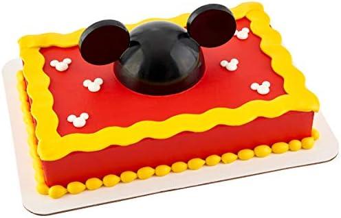 Amazon.com: Decoración para tarta con diseño de Mickey Mouse ...