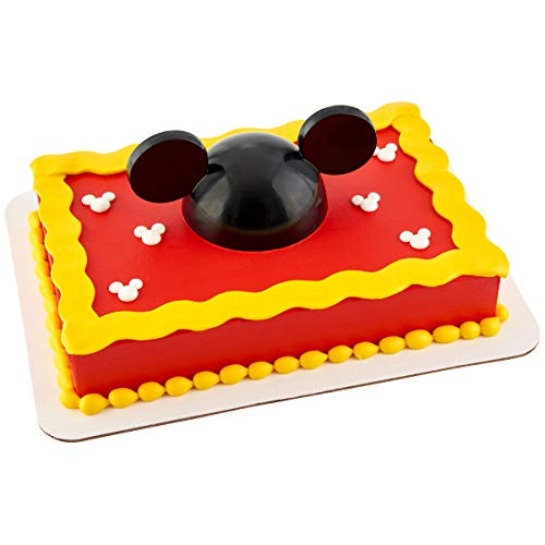 Mickey Mouse Hat Cake Deco Topper Decoration Party