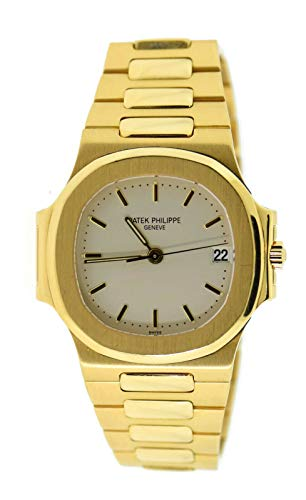 Patek Philippe Nautilus Automatic-self-Wind Male Watch 3800/1 (Certified -