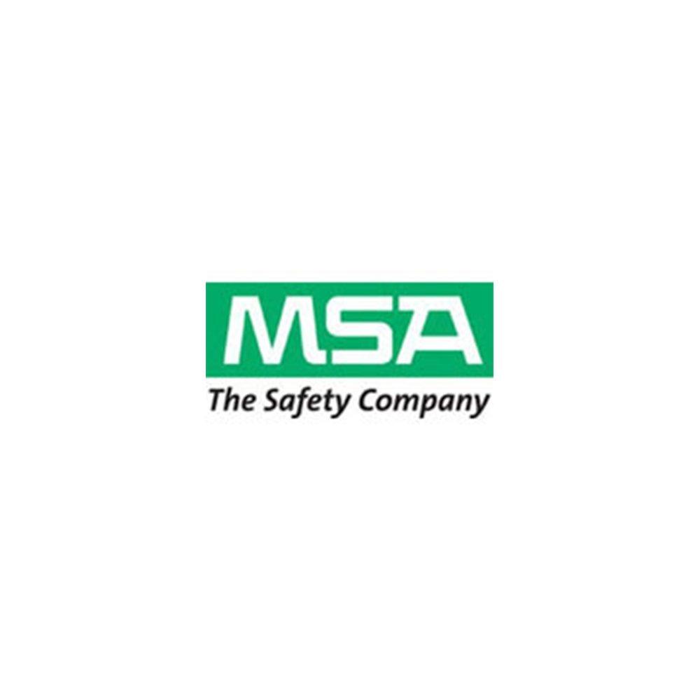 MSA 807438 Label, MSA Logo