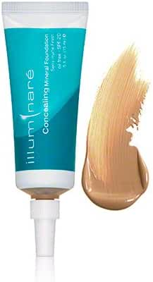 Illuminare Extra Coverage Foundation Concealer Sienna Sun