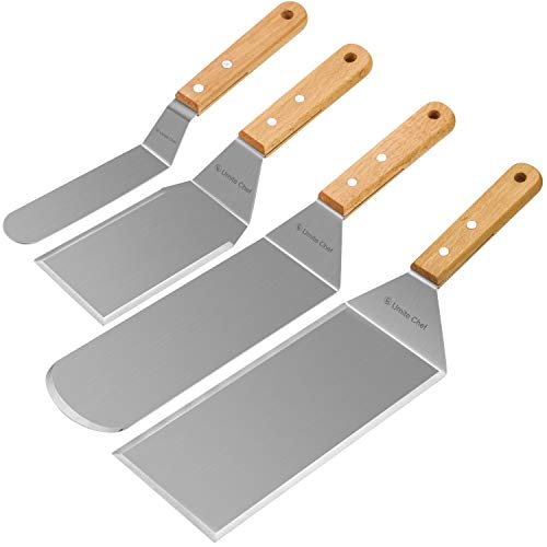 Professional Metal Spatula Griddle Offset product image