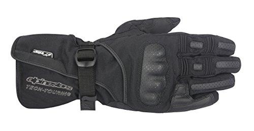Alpinestars 352561610M Apex Drystar Gloves (Black, Medium)