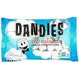 Dandies Vegan Marshmallows, Vanilla, 10 Ounce