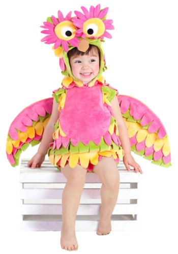 Princess Paradise Baby's Holly The Owl Deluxe Costume,