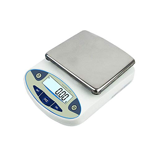 870d7c61cf0f 5000g, 0.01g Lab Scale Digital Analytical Electronic Balance Laboratory Lab  Precision Scale Jewelry Scales Kitchen Precision Weighing Electronic ...