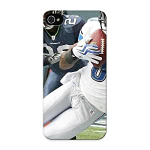 Awesome Design Nfl Detroit Lions Calvin Johnson 1920 215 1080 Hd Hard Case Cover For Iphone 5/5s(gift For Lovers)