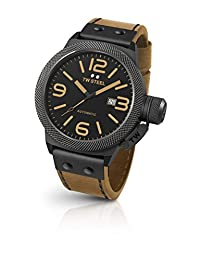 TW Steel Men's CS46 Canteen Black Watch