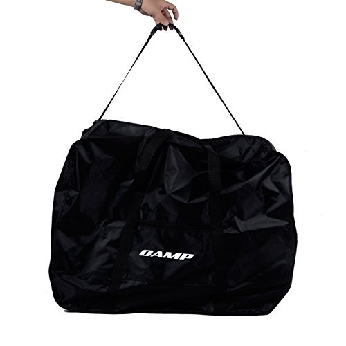 promozioni di squadra Camp 20 inch Folding Folding Folding Bike Bag nero by K7S  vendita online sconto prezzo basso