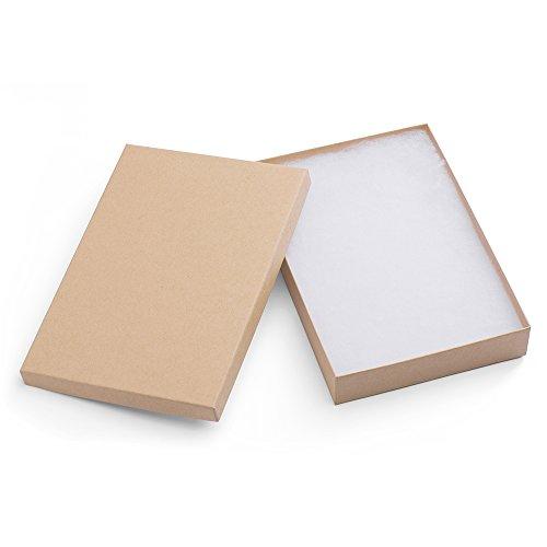 Mesha Cardboard Jewelry Box 8x5.5x1.25