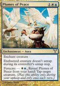 Magic: the Gathering - Plumes of Peace - Dissension
