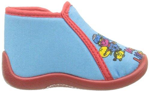 BE ONLY Mr Mme Game - Zapatos de primeros pasos Bebé-Niños Multicolor - Multicolore (Multico)