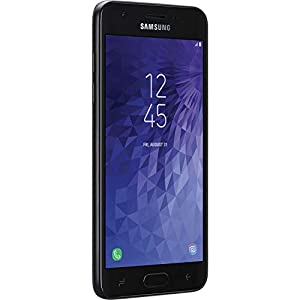 Samsung Galaxy J7 2018 (16GB) J737A – 5.5 HD Display, Android 8.0, Octa-core 4G LTE at&T Unlocked Smartphone (Black)
