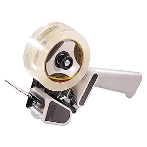 Box Sealing Grip Dispenser Tape (MMMH180 - Scotch H180 Box Sealing Pistol Grip Tape Dispenser)