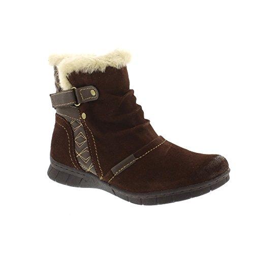 Earth Ånd Waco Bark brun Womens Boots