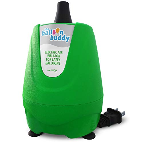 Balloon Buddy BB-INF Zephyr The Electric Air Inflator for Balloons ()