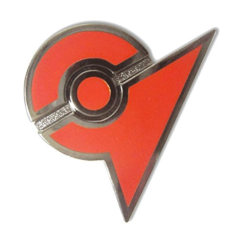 Pokemon Go Plus GYM Pins by PokeSwag-Cool Red Blue YellowTeam Gym Badges Team Mystic Team Valor Team Instinct 30mm Hard Enamel Gym Pins Photo