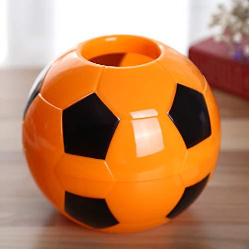 Sonpo Cup - Caja de Bombeo de Papel con Forma de balón de fútbol ...