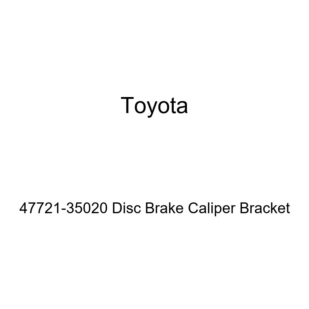 Toyota 47721-35020 Disc Brake Caliper Bracket