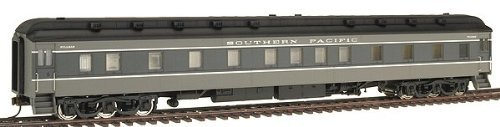Walthers 10409 Pullman Heavyweight 6-3 Sleeper - Ready to Run -- Southern Pacific (Tm) 2 tone gray