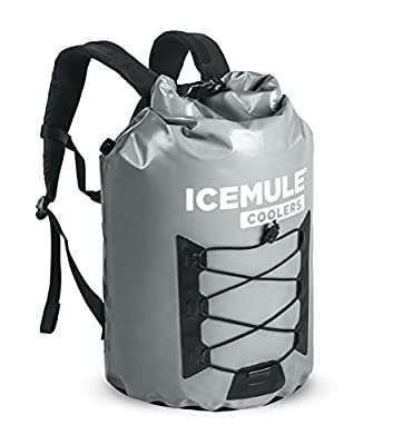 IceMule Pro Insulated Backpack Cooler Bag Review