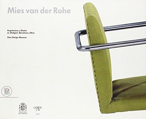 Descargar Libro Mies Van Der Rohe. Arquitectura Y Diseno En Stuttgart, Barcelona Y Brno. Desconocido
