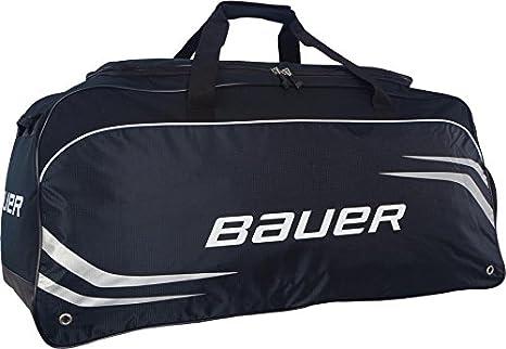 Bauer Premium S14 Medium Hockey Equipment Carry Bag Navy 1043329