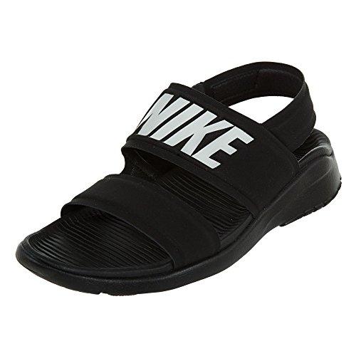 Womens black Nike Sandal Black White Tanjun zggxP8E