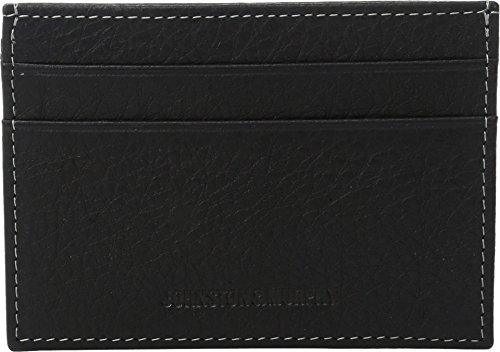 Johnston & Murphy Billfold - Johnston & Murphy Men's Weekender Wallet Black Wallets