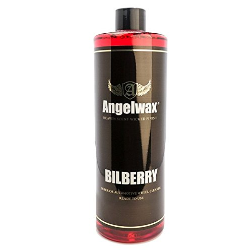 Angelwax Bilberry Concentrate 1 Litre - Superior Wheel Cleaner, Non-Acidic - Safe for All Auto Wheels