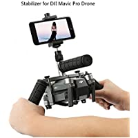 DJI Mavic Cinema Tray, Dazzne Handheld Stabilizer Bracket Kit for DJI Mavic Drone Accessories (Not included the smartphone and DJI Mvic)